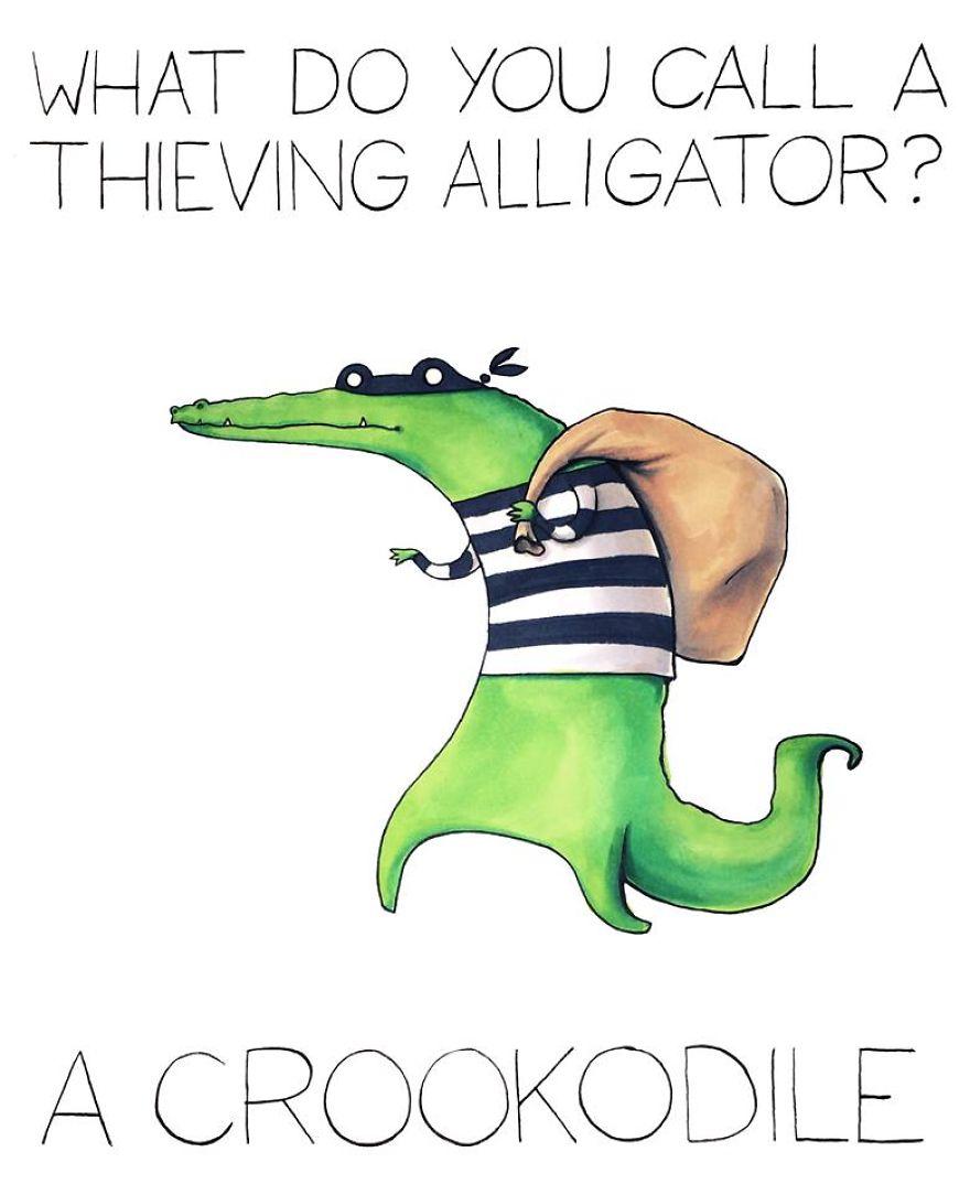 Get it? Hahaha
