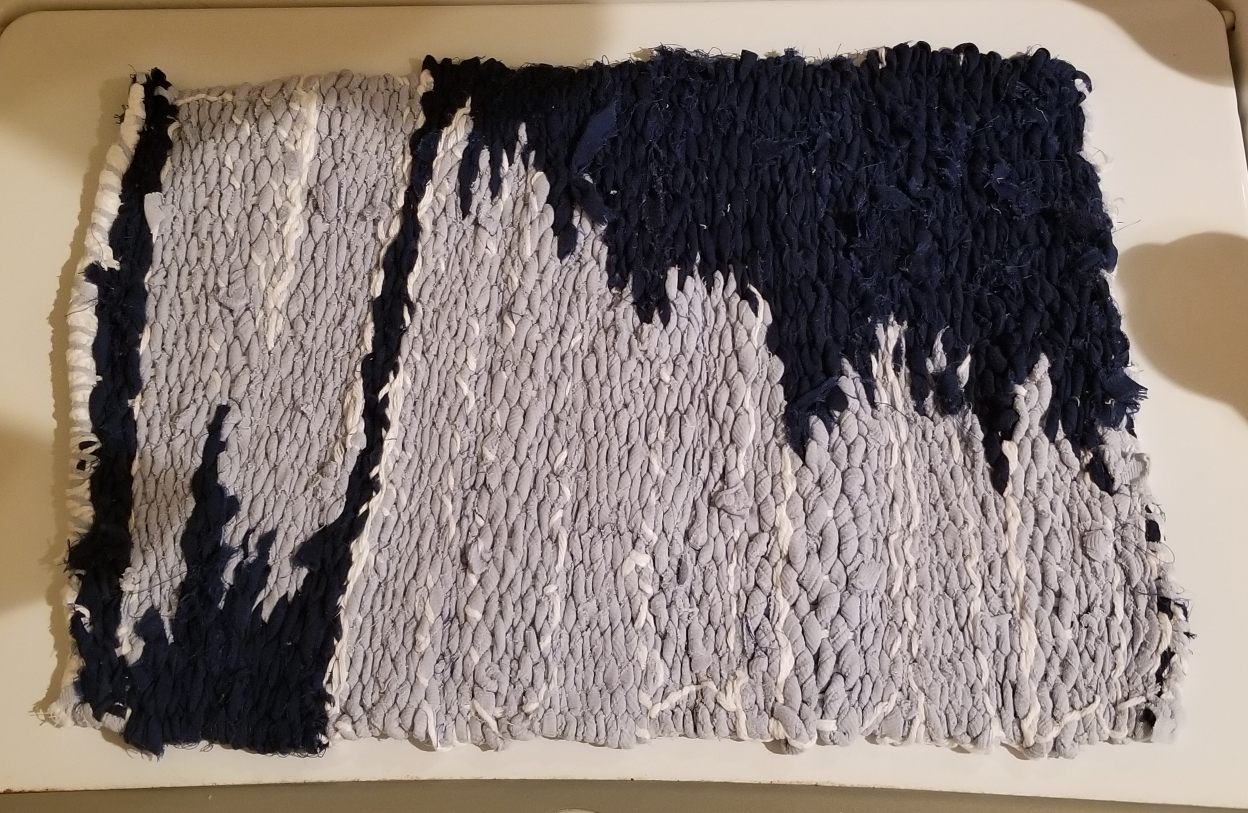 My first rug.