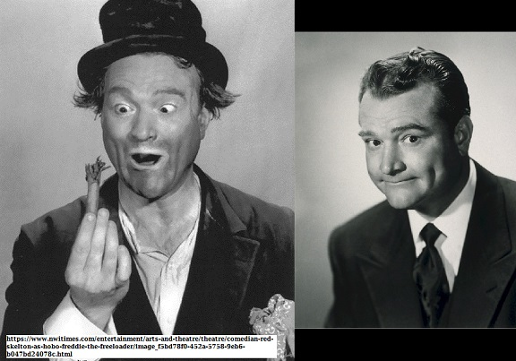 Red Skelton as Freddie the Hobo