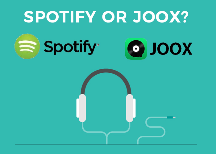 Which do you choose spotify or joox mylot stopboris Images
