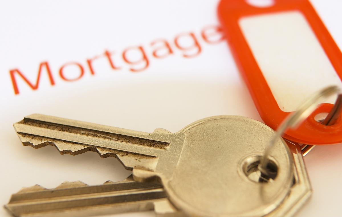 A mortgage