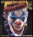"""scary clown"" - I know your scared..........lol."