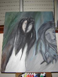 my painting - Just something i am painting...Imaginations i guess... lol.