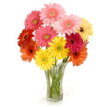 flower vase  - Ya I have flower vasa at my home. I used both. Some times natural one.