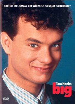 """movie Big with Tom Hanks - """"Big"""" movie with Tom Hanks and Jared Rushton and more.."""