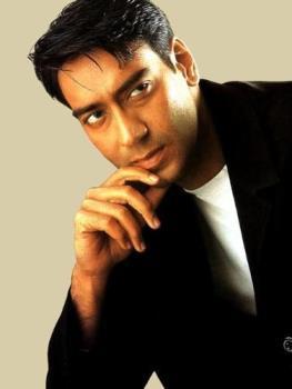 Ajay Devgan - i like his personality