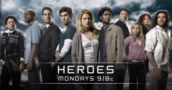 heroes  - heroes tv shows