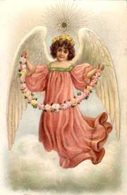 Each of us has a guardian angel - All of us have been given a spirit, an angel to watch over us and keep us from straying away from the safe path. They are ever ready to help us and guide us and protect us from the fiery darts of the evil one.