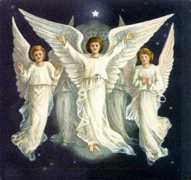 Angels have come many times  - There are countless stories of angels coming at just the right time to assist needy people..
