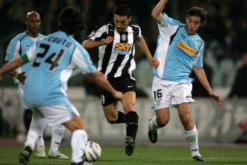 Juventus FC - Juventus was one of the available teams in league italia