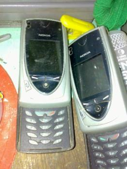 nokia phones - my brother and i's used nokia phone.