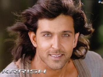 Hrithik(Krish) - film Krish