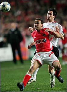 sport - Leo. Benfica's player