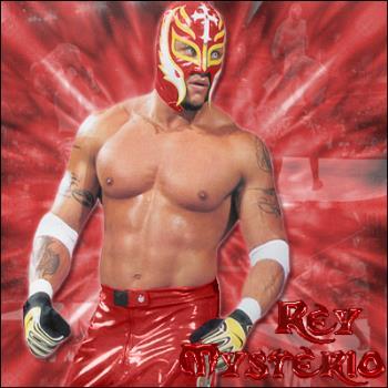 Rey Mysterio - Rey Mysterio from WWE show SmackDown!