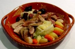 Portuguese Food - This is my favorite Portuguese dish, Portuguese Boiled.