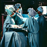 Surgeon - Surgeons, in operating room