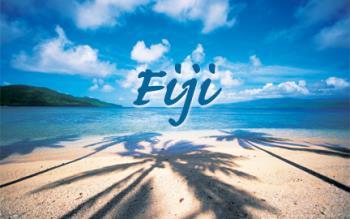 Fiji - this photo represents Fiji