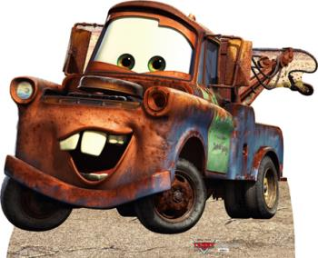 Mater, Cars - Mater, Cars - my favourite character