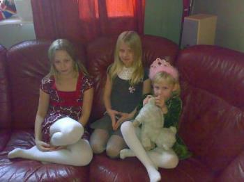 children - my boyfriend's nieces