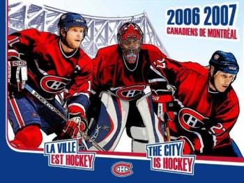 Montreal Canadiens - this photo represents the Montreal Canadiens.