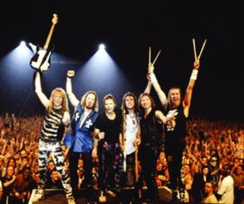 Iron Maiden - The best heavy metal band of the world