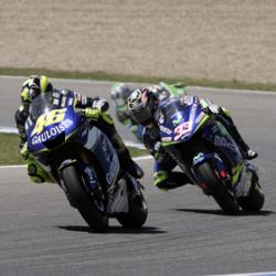 rossi - valentini rossi. how does he do it