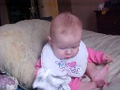 my *1* in diapers right now - my daughter, Lily
