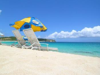 carribbean blue - paradise