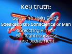 conscience - truth about conscience and GOD