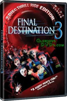 Final Destination 3 - What a rollercoaster scene !!!