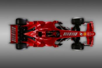 Ferrari F2007 - Scuderia out to screw competitors? Only time will tell!
