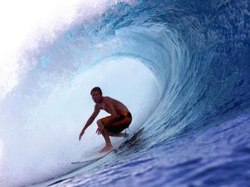 Surfing the net for a living - Searching the net to find what your competitors are up to.
