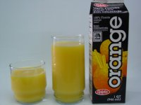 generic foods - Generic or no-name juice