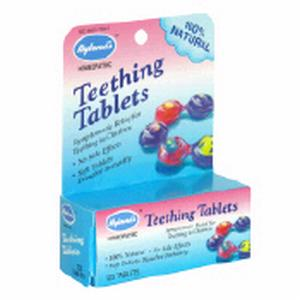 teething tablets - Teething tables for babies.
