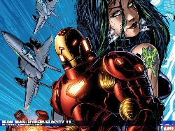Iron man/ marvel comics - iron man from marvel comics