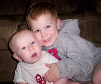 my boys - My two boys
