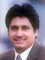 Rameez Raja - Rameez's portrait