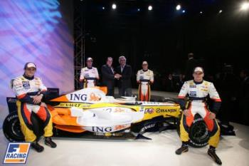 Saw the new Renault? - Don't they look like clowns?