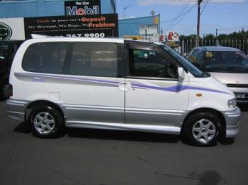 Our Baby - 96 Nissan Serena