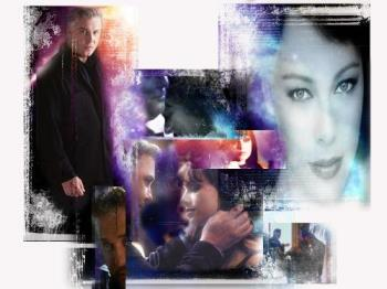 Grissom & Lady Heather - by Huntress