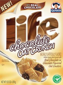Life Cereal - Life Chocolate oat crunch