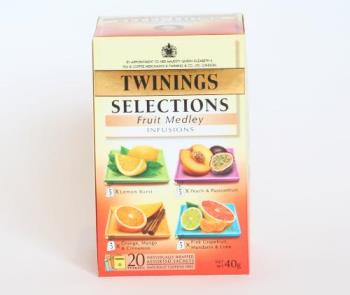 Twining Fruit Medley - flavored tea