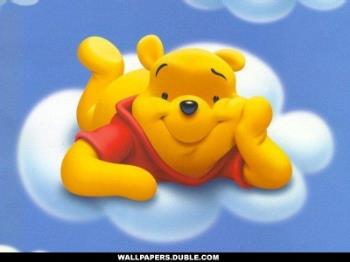Winnie the Pooh - A lovely cartoon character