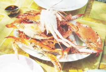 Seafoods - Crab