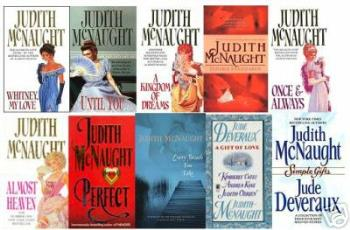 Judith McNaught - author