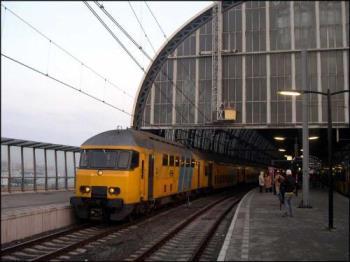 amsterdam railway station - Amsterdam