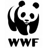 WWF logo - WWF (www.panda.org) is one of the most active animal defending asociations in the world. You can join anytime. MAybe we can make a difference.