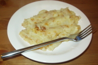 Fried Mashed Potato - Fried Mashed Potato - my favourite comfort food