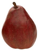 red pear - California pears
