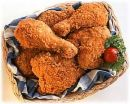 Fried chicken - none